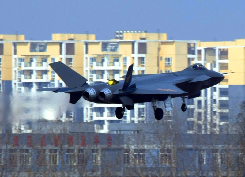 Chinese Leaders Surprised by Fighter Test During Gates Visit