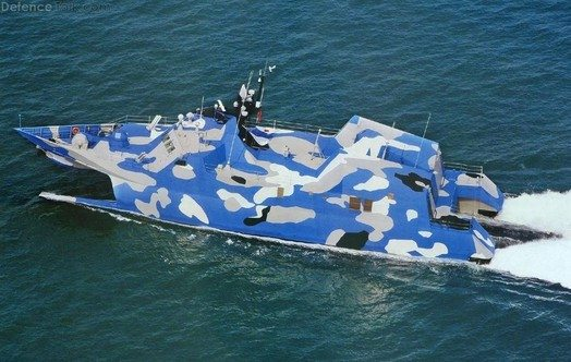China's Project 022 Fast Attack Craft