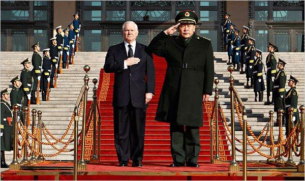 US-China Military Efforts Target Mutua...