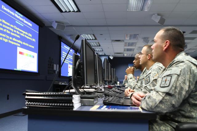 Electronic warfare a new career field