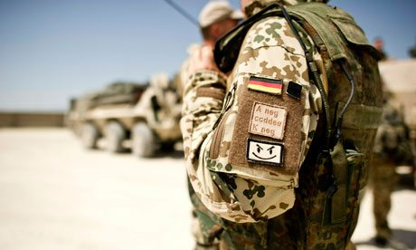 Foreigners May Soon Join Germany's Mil...