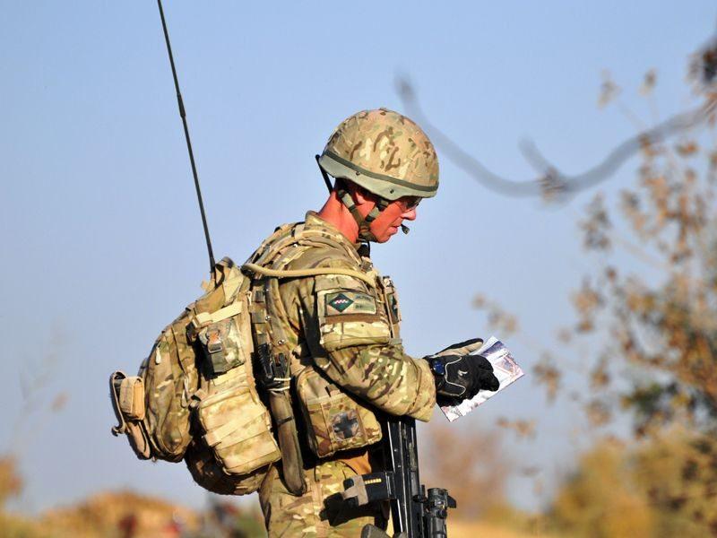 Troops in Afghanistan Get New Lightwei...