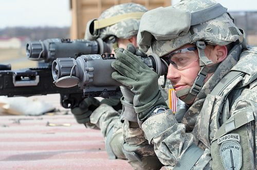 Canadian Army Orders Thermal Weapon Si...