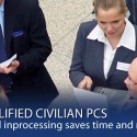 Virtual inprocessing simplifies civilian PCS