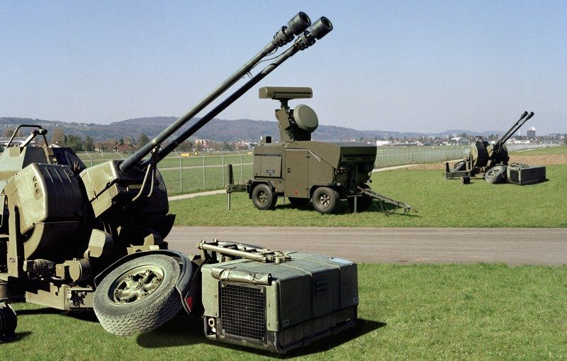 Anti-aircraft Gun North Korea For Anti-aircraft Guns