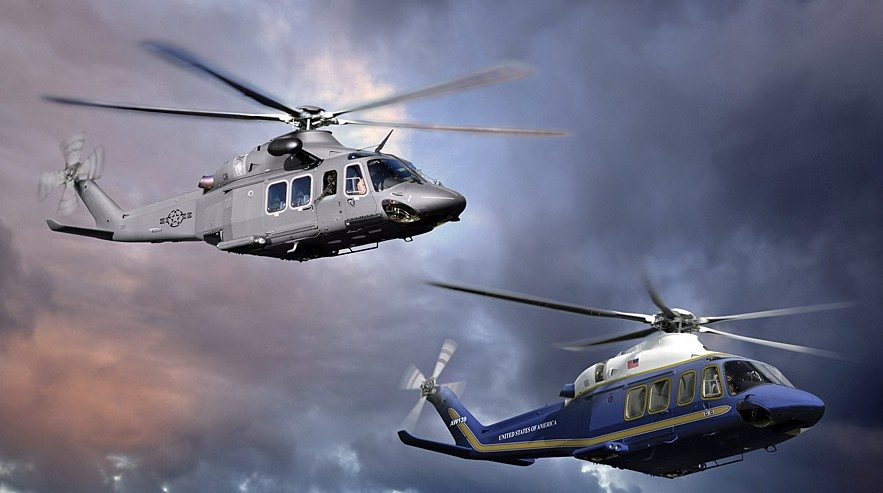 AgustaWestland Delivers Final AW139 He...