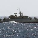 Iranian navy ships enter Suez Canal