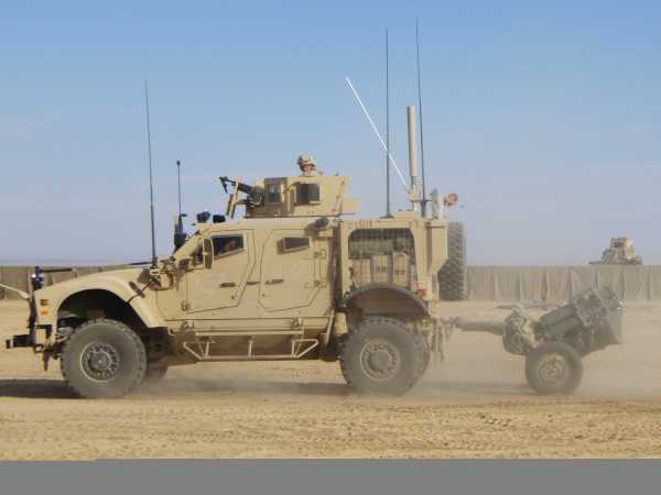 Global Armored Vehicles & Counter-IED Vehicles Stable Through 2021