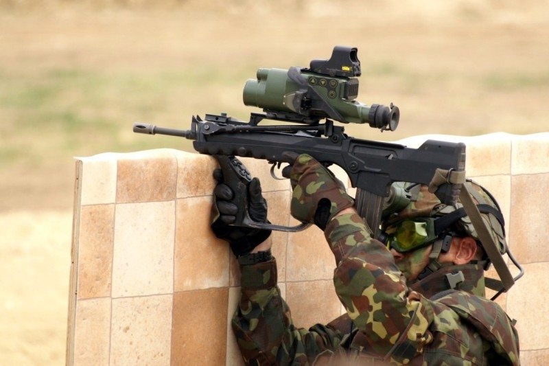 FELIN Soldier Modernization System Ent...