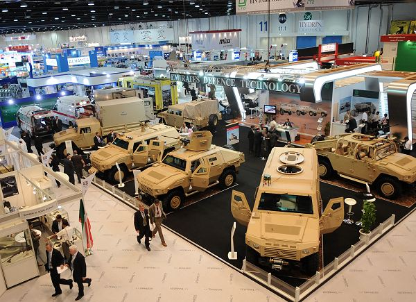 Biggest Mideast defense exhibition ope...