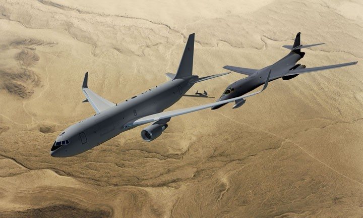 Boeing Wins KC-X Aerial Tanker Contrac...