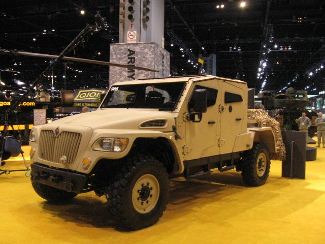 Chicago Auto Show spotlights Army technology
