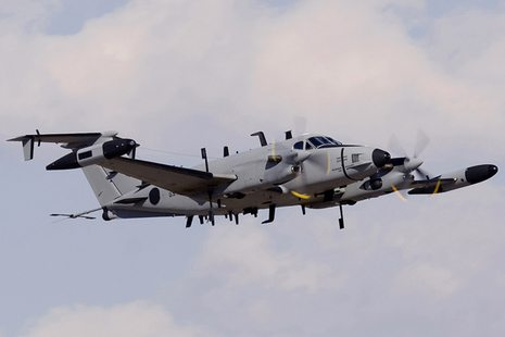 RC-12X Aircraft Provides Highly-Capabl...