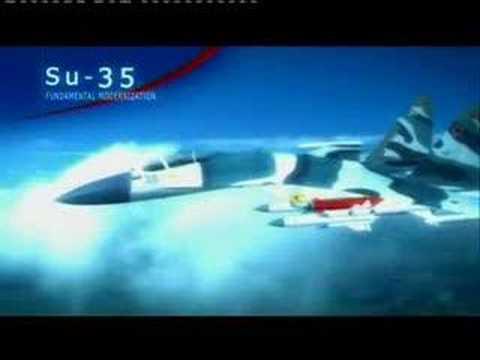 SU-35/37 FLANKER E(ANTI GROUND/NAVAL DEMO)