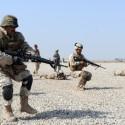 3rd ACR, Iraqi Army practice basic combat skills