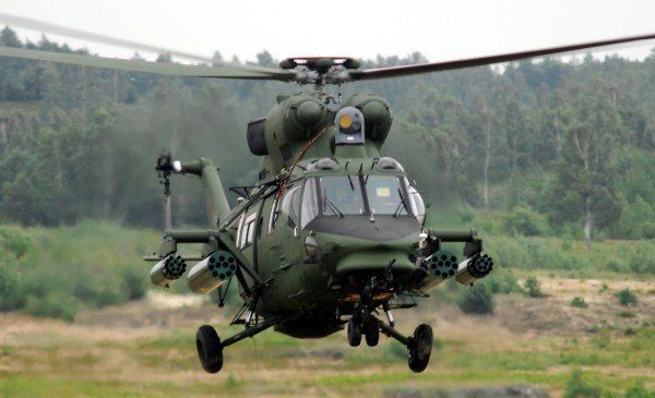 W-3PL Gluszec Helicopters Delivered to the Polish Land Forces