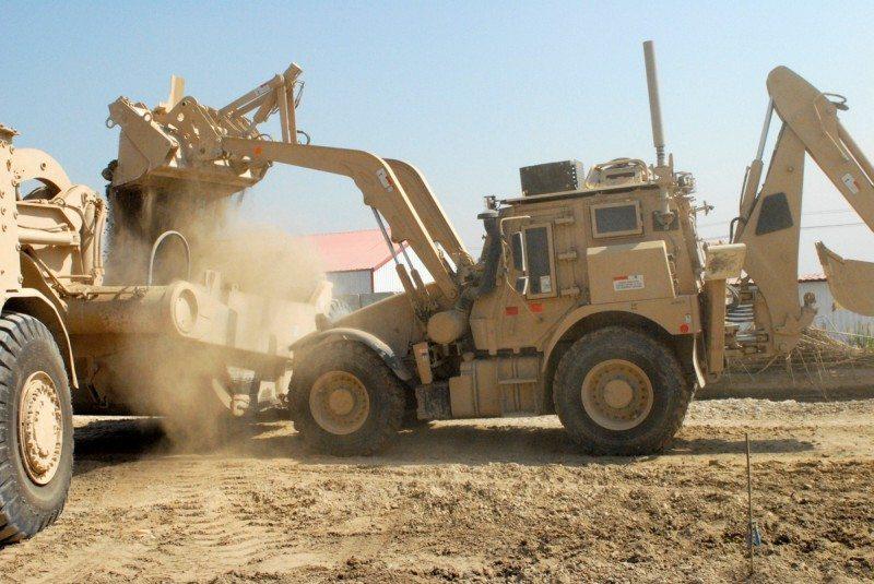 New Armoured Combat Excavators for NZ ...