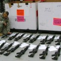 Special team restores small arms to fighting condition