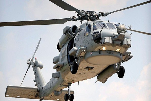Sustainment for Australian MH-60R Mult...