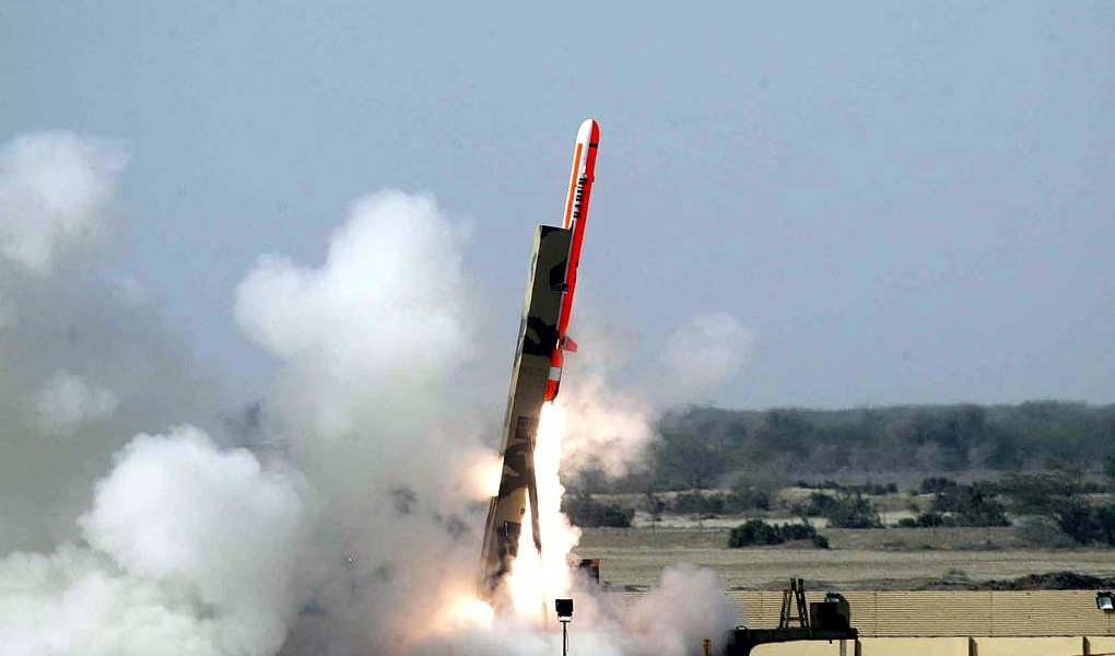 Pakistan test fires nuclear-capable Ba...