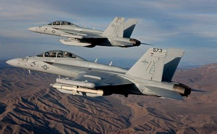 RAAF Starts Growler Training in the Un...