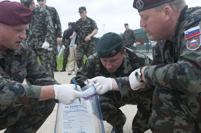 European training command offering cou...