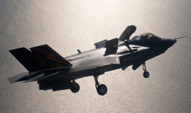 F-35 is backbone of Air Force's future...