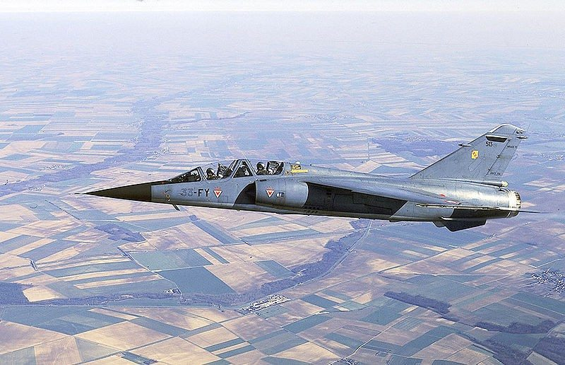 France Offers Mirage F1 Fighters to Ir...