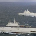 France suspends delivery of warship to Russia over Ukraine