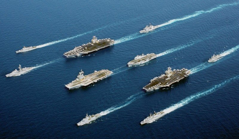 Are US Navy's super carriers a relic of wars past?