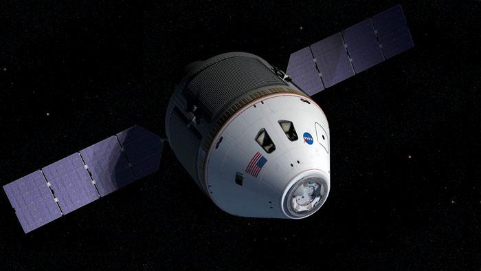 Lockheed Martin Ships Out First Orion ...