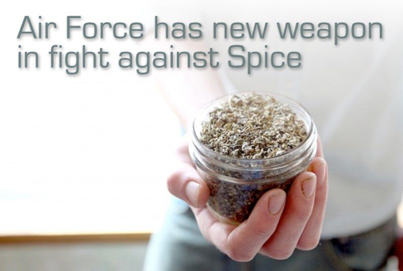 Air Force has new weapon in fight agai...