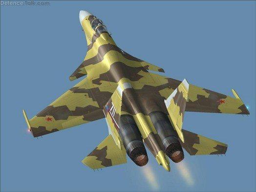 Russia Leads Multirole Fighter Jet Sal...