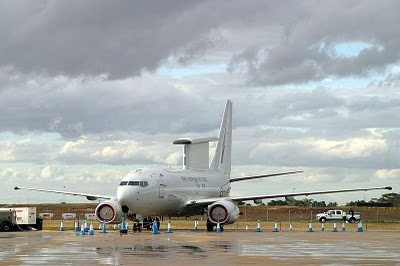 Delivery of Turkey's AEW&C Aircraf...