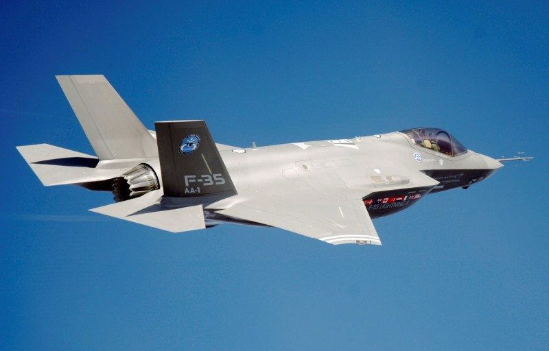 Norway Approves Funding of Lockheed Martin F-35 Training Jets