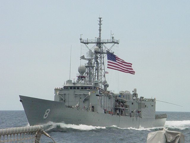 Refurbished US Frigate Transferred to ...