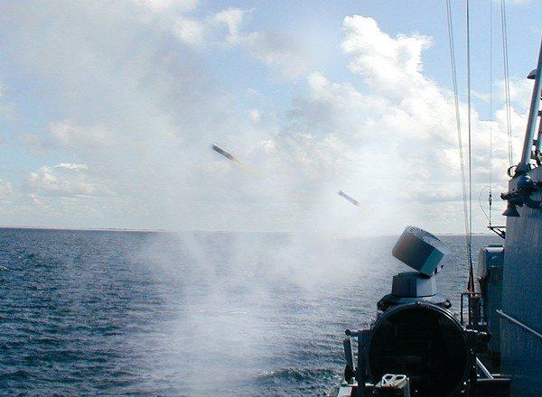 Three Navies Order MASS Naval Counterm...