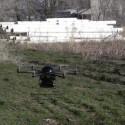 Mini-UAV Detects Motion, Breathing Behind Walls