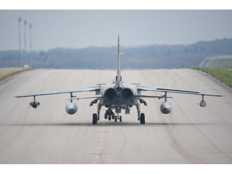 RAF Tornado Squadron Prepares for Afgh...