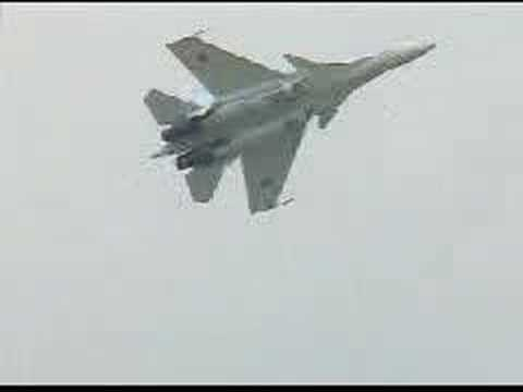 Russia Su-30 Crush!