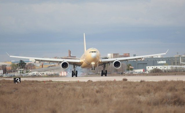 First A330 MRTT for Royal Saudi Air Fo...