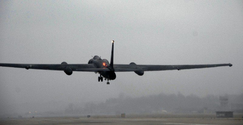 US Air Force gives U-2 spy plane anoth...