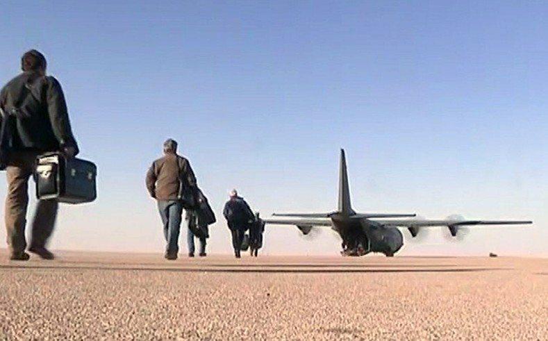 British Military Involvement in Libyan...
