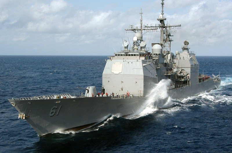 Fueling the Fleet, Navy Looks to the S...