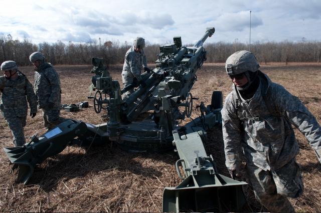 PEO Ammo picks up 155mm Lightweight Ho...