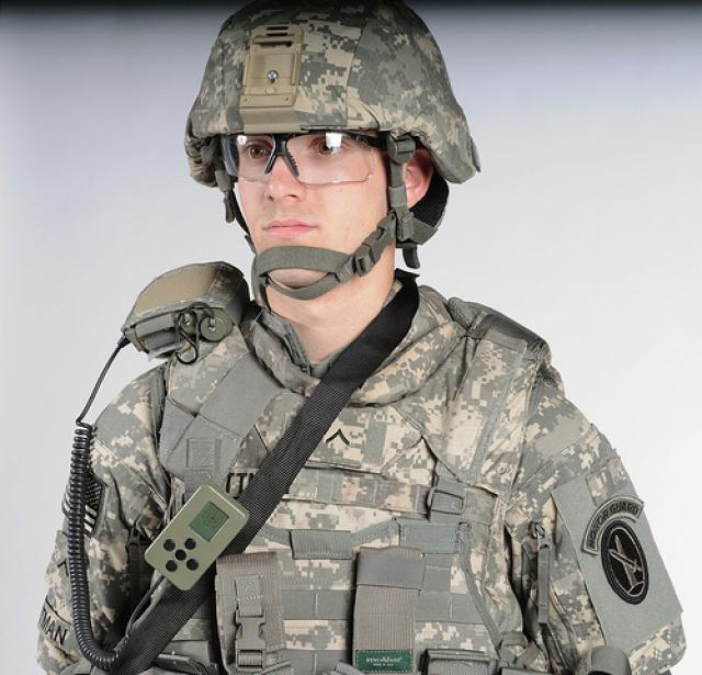 Army deploying Individual Gunshot Detector