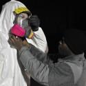 Bioenvironmental techs test for toxins near Tokyo