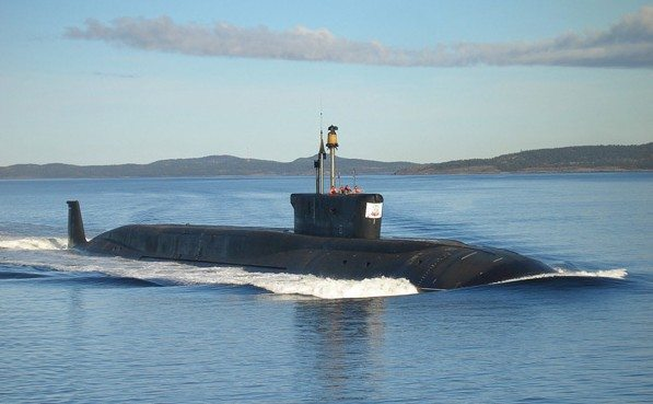State Contract for Borey-Class Submari...