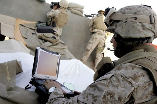 US military computer networks vulnerab...