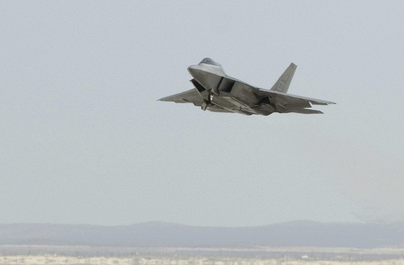 F-22 fighters back in the air: US Air ...